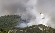 Spain: Wildfires Blaze Trail Of Destruction