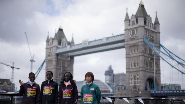 Memories of safe Olympics assure London runners