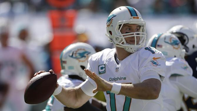Tannehill a big reason for Dolphins' recent surge