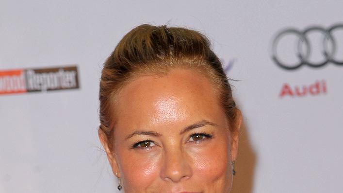 Hollywood Reporter's Annual Women in Entertainment Breakfast 2009 Maria Bello