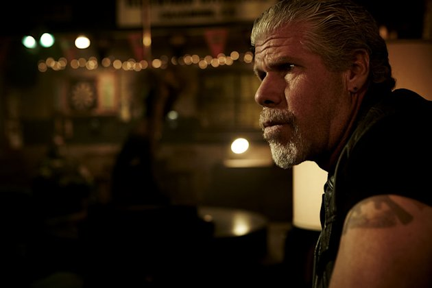 Ron Perlman stars as Clarence &quot;Clay&quot; Morrow in &quot;Sons Of Anarchy.&quot; 