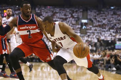 Wizards vs. Raptors 2015 final score: Washington outlasts Toronto in overtime