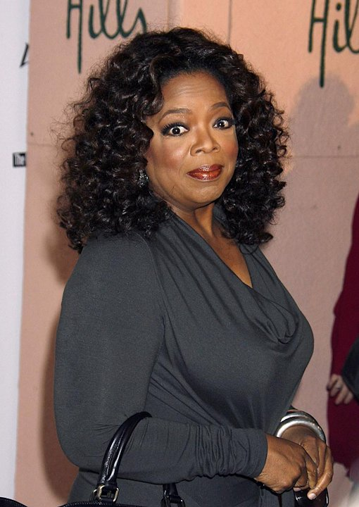 Winfrey Oprah Wmn In Entrtmnt