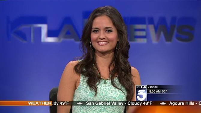 Danica McKellar Gets Into the Holiday Spirit with `Crown for Christmas`