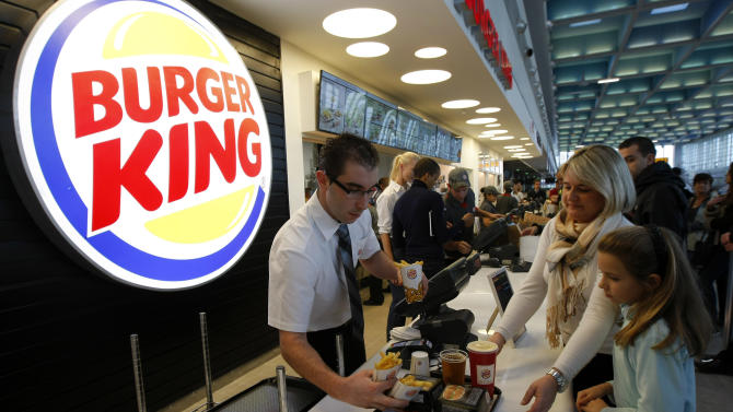 Burger King's Whopper returns to France