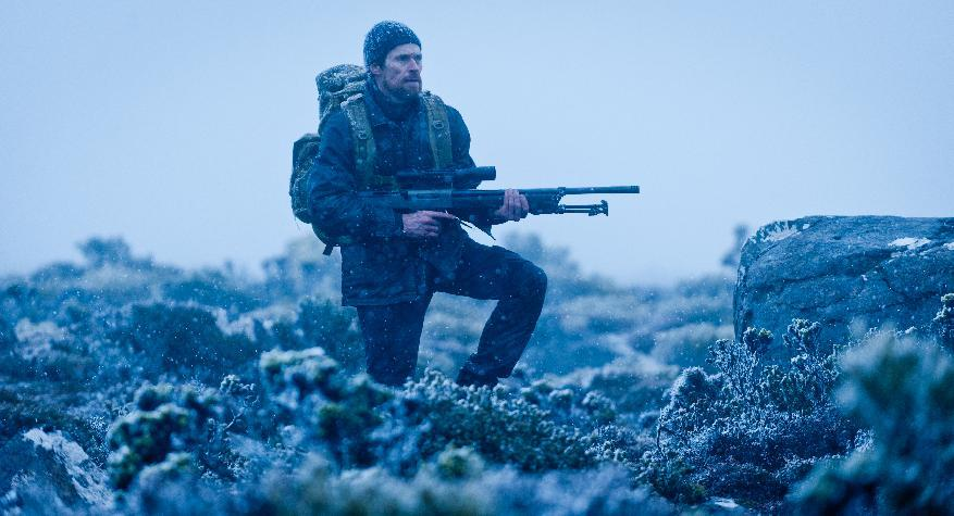 "In this film publicity image released by Magnolia Pictures, Willem Dafoe is shown in ""The Hunter."" (AP Photo/Magnolia Pictures, Matt Nettheim)"