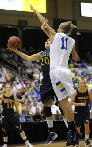 No. 7 Delaware women beat Drexel 59-43 in CAA