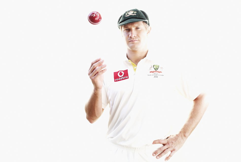 Shane Watson Portrait Session