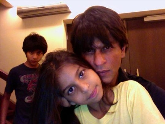 SRK, Suhana