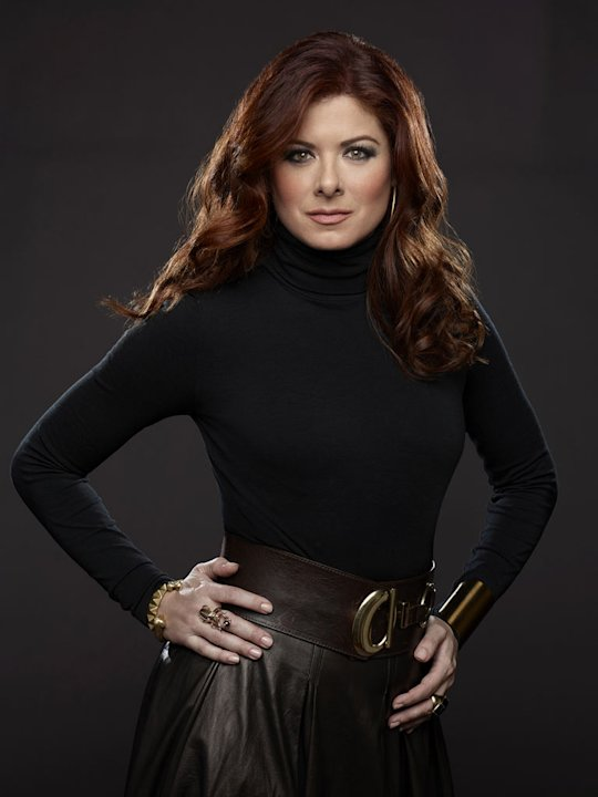 "Debra Messing stars as Julia Houston in ""Smash."""