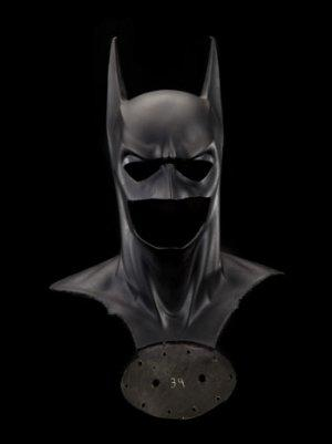Warner Bros. Donates 'Batman' Mask, 'Wonka's' Golden Ticket to Smithsonian