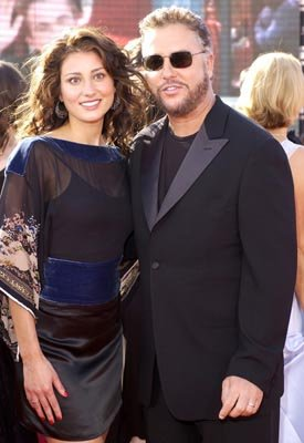 William Petersen and wife 55th Annual Emmy Awards - 9/21/2003