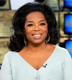 Oprah Winfrey Shows Off Gorgeous Natural Hair for O Magazine