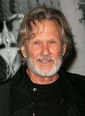 Kris Kristofferson at the LA premiere of 20th Century Fox's Walk the Line