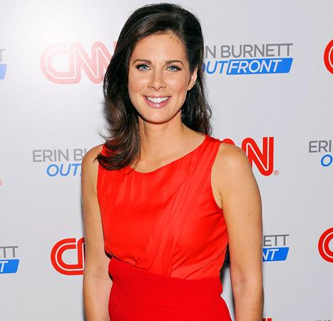 Erin Burnett Pregnant: CNN Anchor Expecting First Child With Husband David Rubulotta