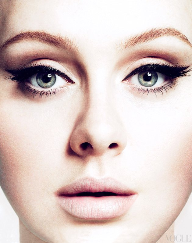 Adele in Vogue
