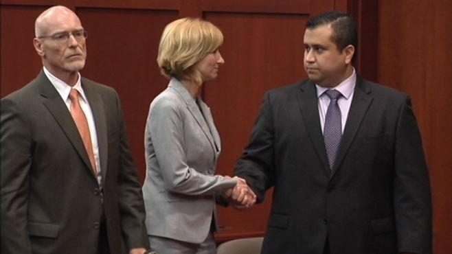 George Zimmerman Civil Suit Could Be Next