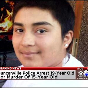 Arrest Made In Shooting Death Of 15-Year-Old Duncanville Cancer Patient