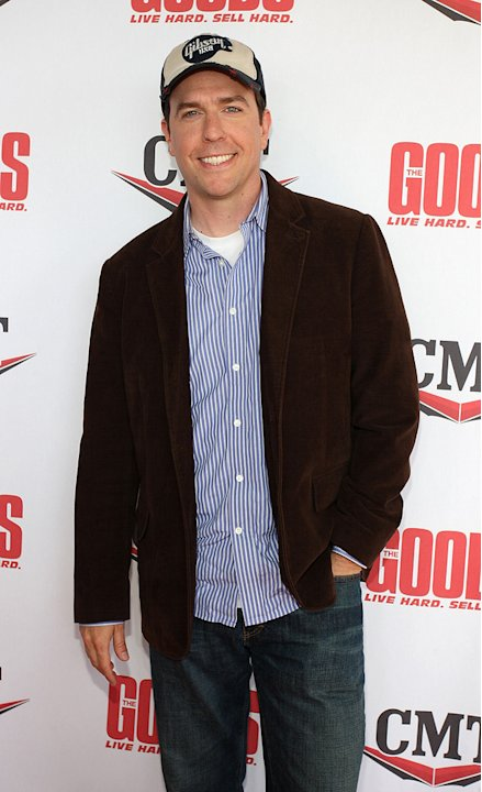 The Goods Live Hard Sell Hard TN Premiere 2009 Ed Helms