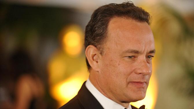 US actor Tom Hanks, the face of Robert Langdon's cinematic exploits