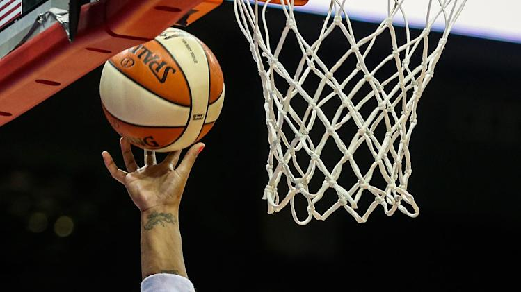 WNBA: Connecticut Sun at Atlanta Dream