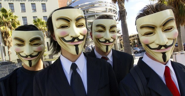 Anonymous hack an anti-hacking FBI call; takes down the Boston PD