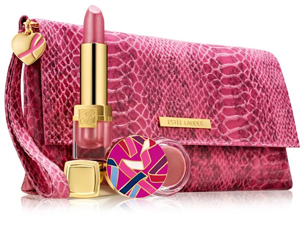 Estée Lauder Evelyn Lauder and Elizabeth Hurley Dream Lip Collection