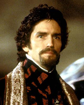 James Caviezel as Edmond Dantes in Touchstone's The Count of Monte Cristo