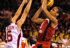 Santa Ana Mater Dei star Nirra Fields, here competing for Canada, is finally cleared to play