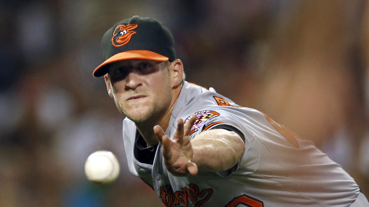 Orioles LHP Patton gets 25-game drug suspension