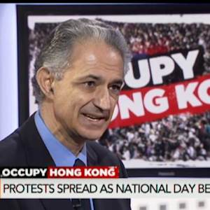 Protests Can't Effect China's Economy: Freris