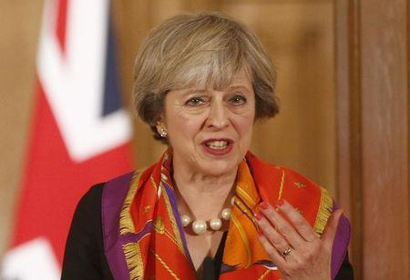 British parliament set to back PM May's Brexit timetable