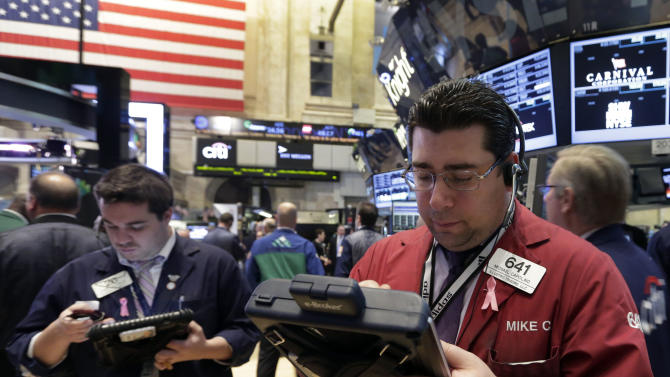 Stock market rebounds after worst day of the year