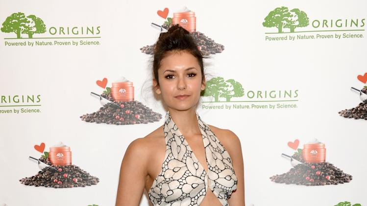 Nina Dobrev Launches The New Origins GinZing Energy-Boosting Moisturizer