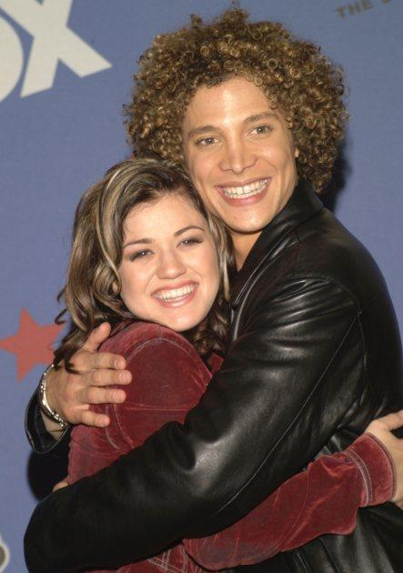 Kelly Clarkson Admits To Dating Justin Guarini