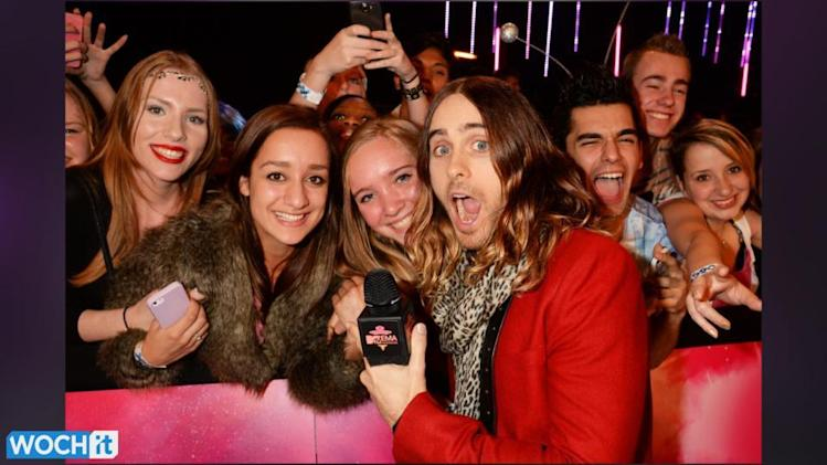 30 Seconds To Mars Snatches Up Best Alternative Act Award At MTV EMAs!
