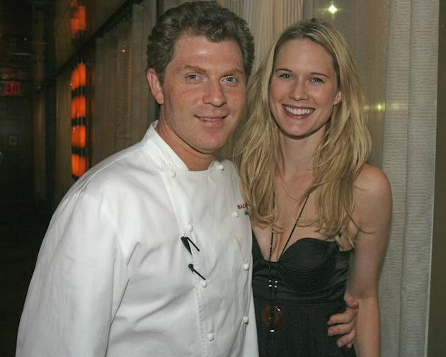 Stephanie March/Bobby Flay