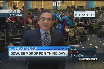 Santelli: Treasurys are easy