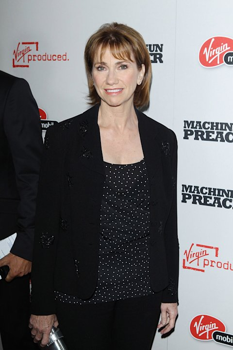 Machine Gun Preacher 2011 LA Premiere kathy baker