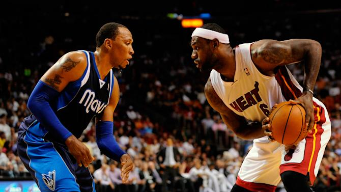 NBA: Dallas Mavericks at Miami Heat