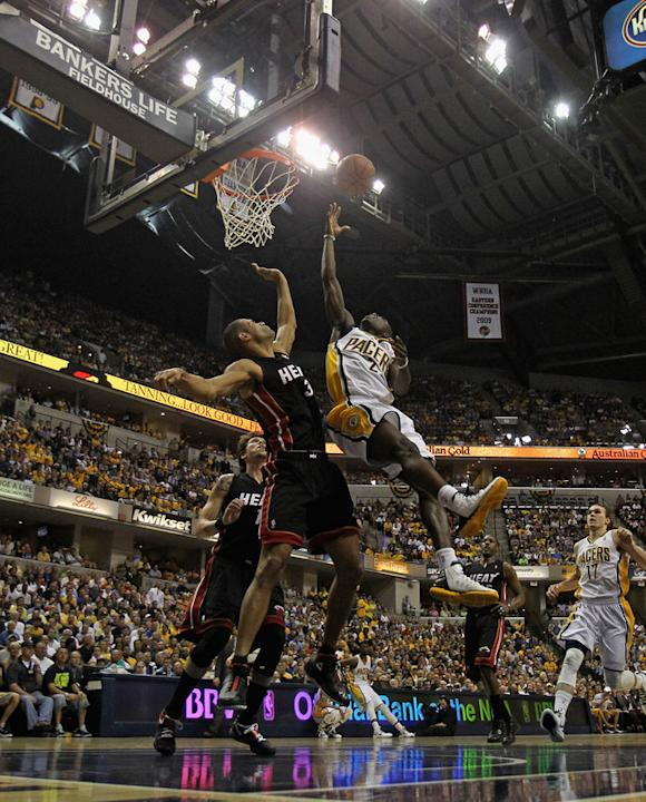 Darren Collison #2 Of The Indiana Pacers Goes Getty Images