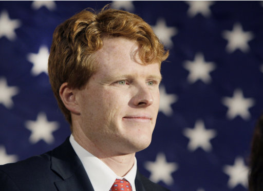 Joe Kennedy III Announces Intent to Run for Rep Barney Frank's Seat, Continue Family's Tradition of Adultering and Drinking