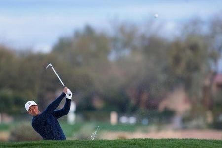 PGA: Waste Management Phoenix Open-Practice Round