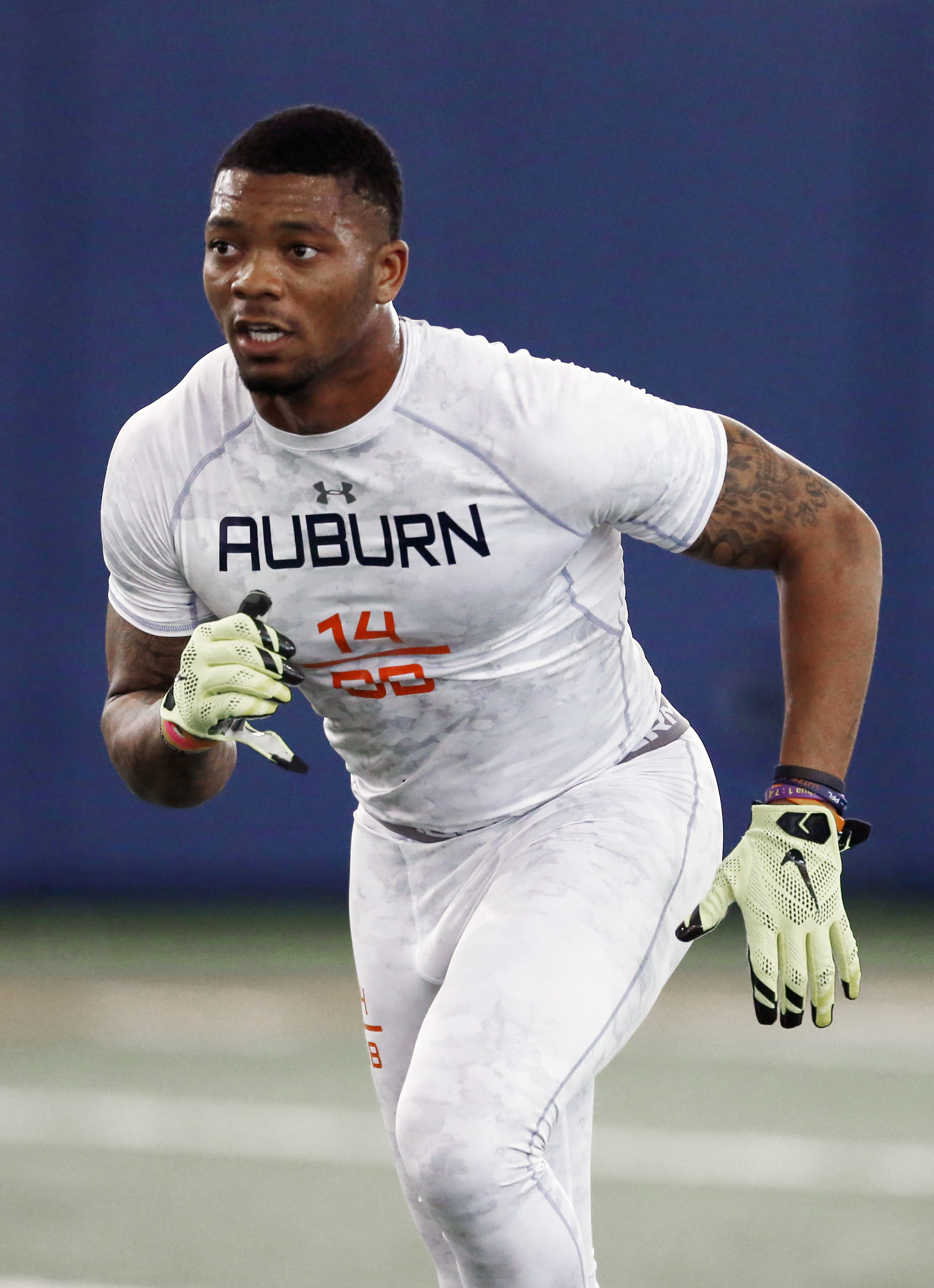 Ex-Auburn quarterback Marshall trying to find NFL home