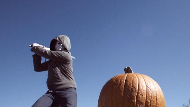 10 Ways to Smash the Guts Out of a Pumpkin [VIDEO]