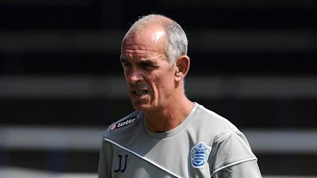 Joe Jordan is pleased with QPR's start to the Championship season