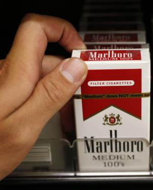 Marlboro maker Altria 2Q profit nearly triples
