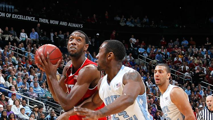 ACC Basketball Tournament - North Carolina State v North Carolina