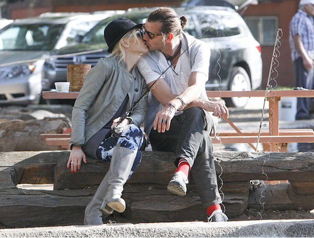 Gwen Stefani, Gavin Rossdale
