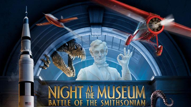 Night at the Museum: Battle of the Smithsonian Still 20th Century Fox Poster 2009
